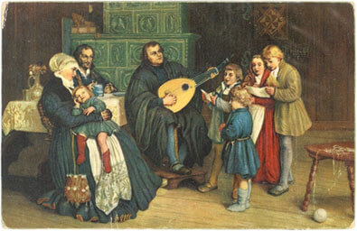 Martin Luther's Family